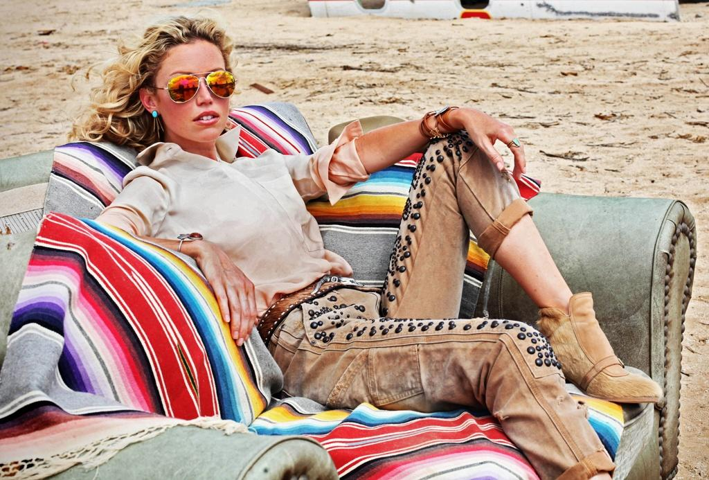 New York Post: Desert Fashion Shoot