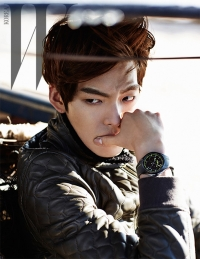 Ultimate Graveyard Mojave Desert Shoot Location - Kim Woo Bin Fashion Photoshoot for W Korea Magazine