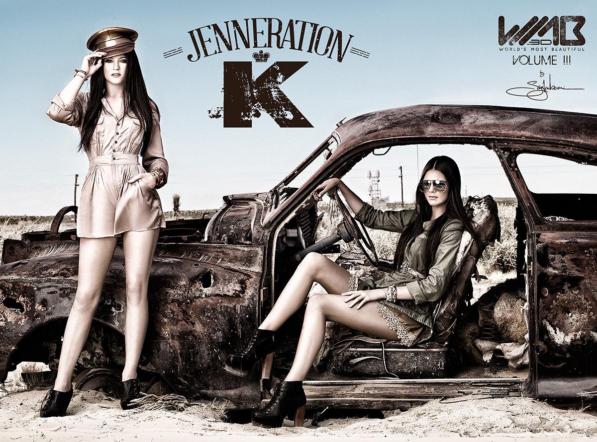 fc1d6454cb8 Ultimate Graveyard Mojave Desert Shoot Location - Kendall Jenner   Kylie  Jenner Fashion Photoshoot by Nick