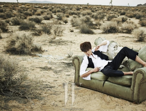 W Korea: Call of the Wild w/ Kim Woo Bin