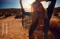 Ultimate Graveyard Mojave Desert Shoot Location - Fashion Photoshoot for W Korea Magazine March 2013 - Desert Landscape