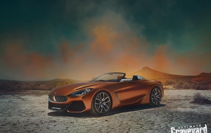 UltimateGraveyard: BMW Z4 Concept Car - Photo by Agnieszka Doroszewicz